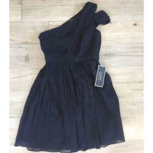 J. Crew Cara Dress - Navy- Size 6- $228